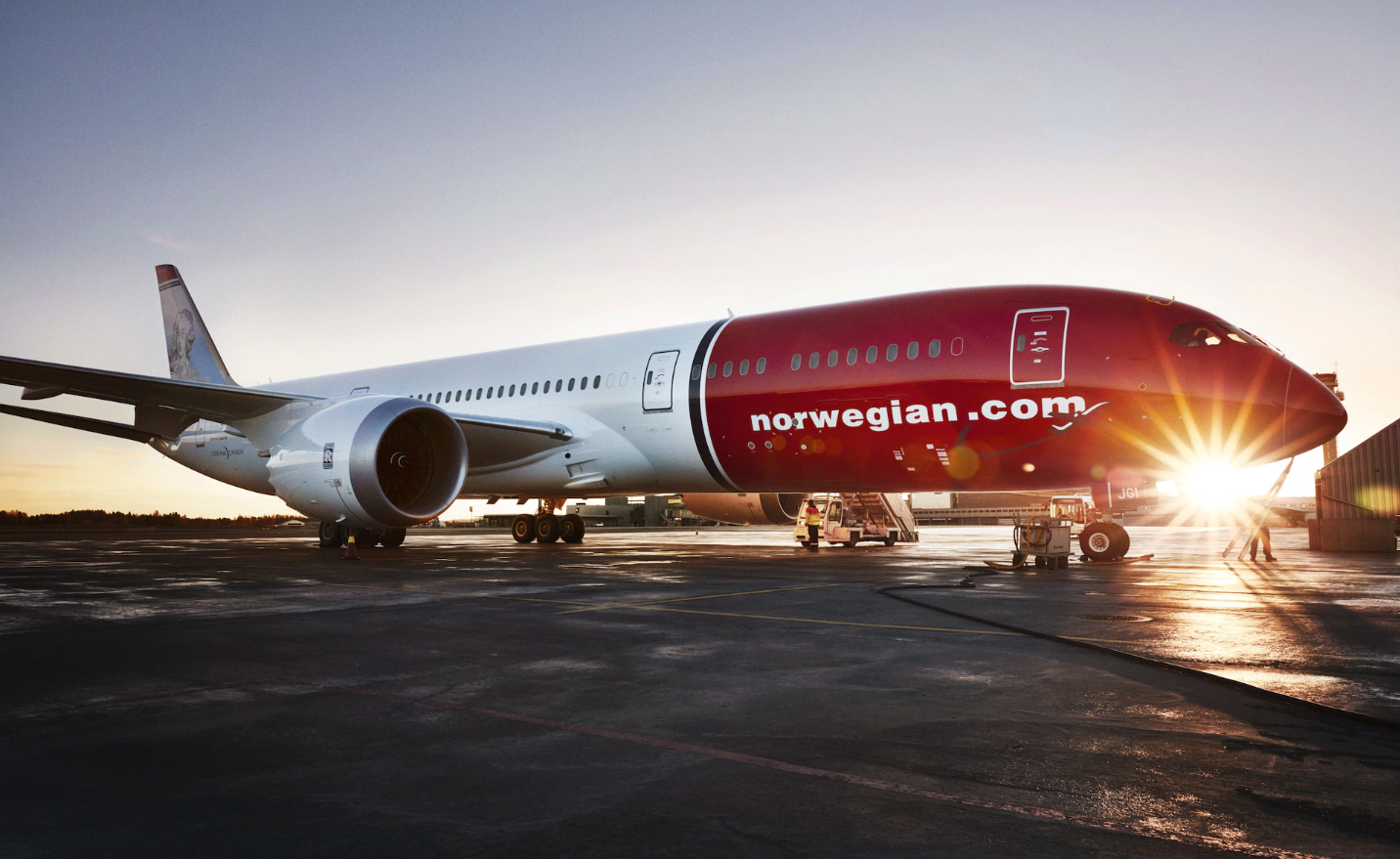 Trouble in low-cost paradise: Norwegian might not make it this winter!